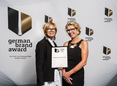 Mariola Holka Anka Reinhardt greenbox design German Brand Award Quelle greenbox design