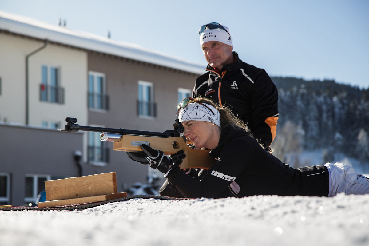 "Biathlon Nordic Spirit""-Event"