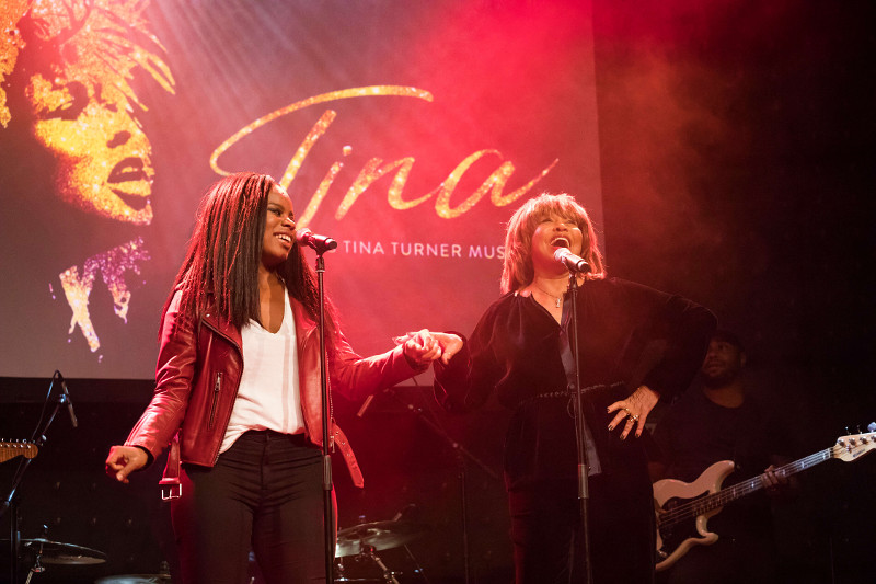 Tina Turner ,  Kristina Love, Musical