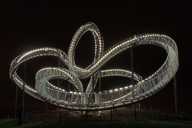 Tiger and turtle, ruhrgebiet